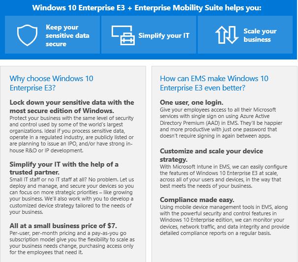 RECRO d d  - Windows Enterprise